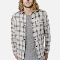 Snap Overshirt / Moab Check