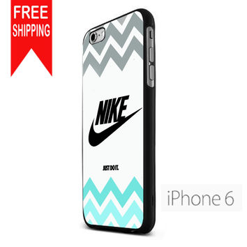 Nike Just Do It Chevron Lzn iPhone 6 Case