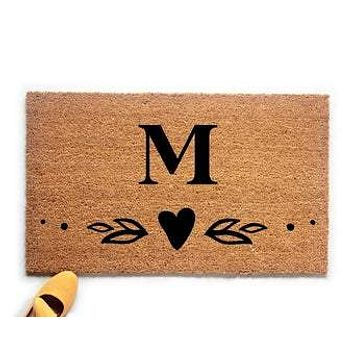 Personalized Monogram Doormat
