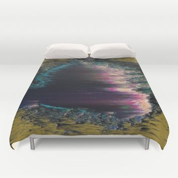 Nebula Duvet Cover by DuckyB
