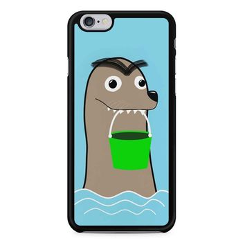 Gerald Art Finding Dory Funny Gerald iPhone 6/6S Case