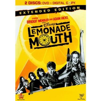 Lemonade Mouth (DVD) (2 Disc) (Digital Copy) 2011