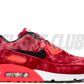 "w's air max 90 anniversary ""red velvet"""