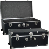 Walmart: Wheeled Storage Trunk