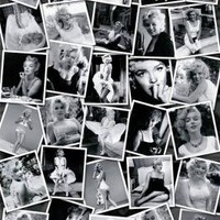 New Marilyn Monroe Collage Poster Free Shipping