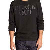 Banana Republic Mens Factory Crew Neck Sweater