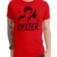 Dexter Splatter T-Shirt 3XL