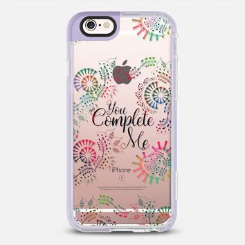 You complete me iPhone 6s case by Famenxt | Casetify