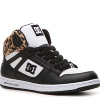 DC Shoes Rebound High-Top Skate Sneaker - Womens