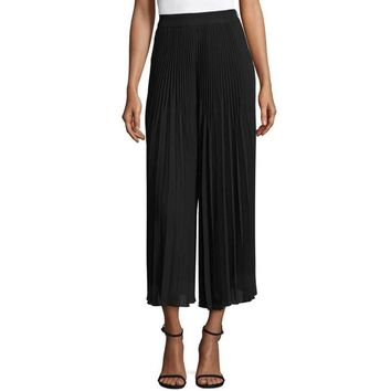 Kobi Halperin Eden Black Pleated Pant
