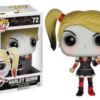POP DC Batman Arkham Knight Harley Quinn #72