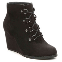 GALE WEDGE BOOTIE