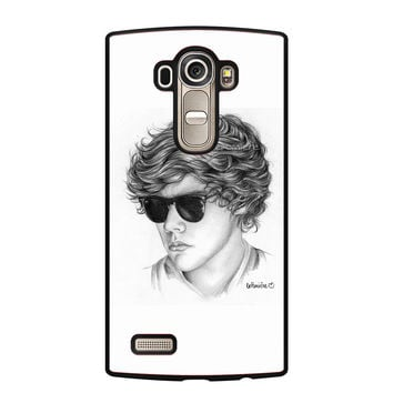 One Direction Harry Styles Art Pencil LG G4 Case