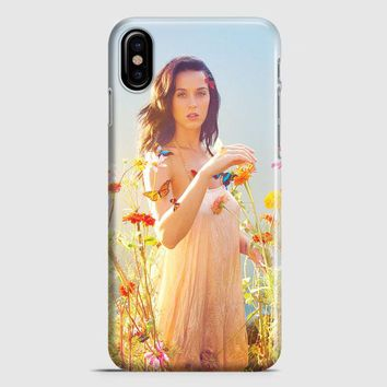 Katy Perry iPhone X Case | casescraft