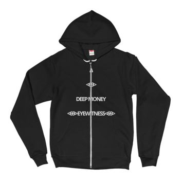Swagger-dynasty Zip Hoodie sweater