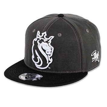 OG Abel Men's OG Lion Snapback Hat Black