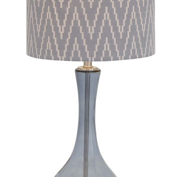 The Genie Glass Metal Table Lamp