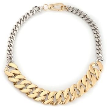 Marc By Marc Jacobs curb chain necklace
