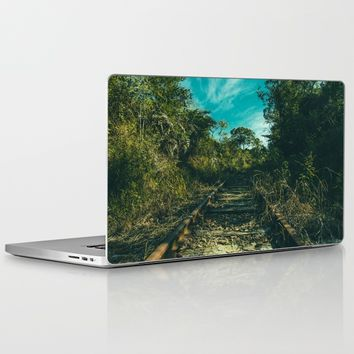 Abandoned Laptop & iPad Skin by Mixed Imagery