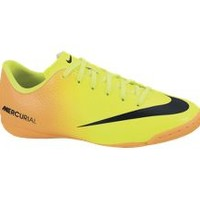 Nike Store. Nike Jr. Mercurial Victory IV Kids' Indoor-Competition Soccer Shoe