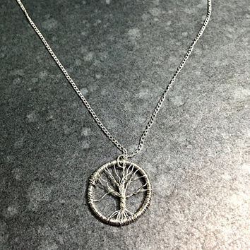 Petite Tree of Life Necklace