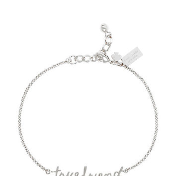 Kate Spade Say Yes True Friend Solitaire Bracelet