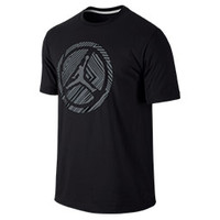 Men's Jordan Lined Pinwheel T-Shirt