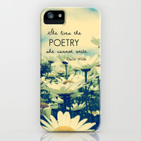 Poetic Life iPhone & iPod Case by Olivia Joy StClaire