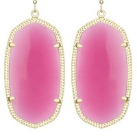 Danielle Earrings in Berry - Kendra Scott Fashion Designer Jewelry - Earrings
