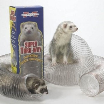 SMALL ANIMAL - TOYS - FERRET SUPER THRU-WAY