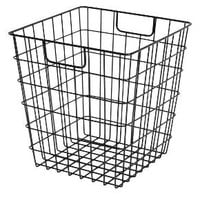 Decorative Wire Basket - Black - Room Essentials™