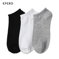 Mens Womens Sport Socks Low Cut Crew Socks Cotton Blend Boat Ankle Casual Socks