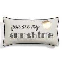 Levtex 'You Are My Sunshine' Accent Pillow