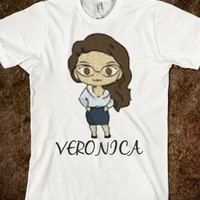 VERONICA CARTOON