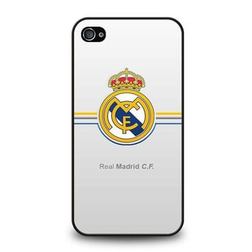 REAL MADRID CF iPhone 4 / 4S Case Cover