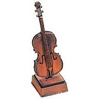 Antique Pencil Sharpener: Violin