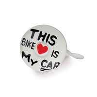 Dring Bike Bell My Bike Is My Car