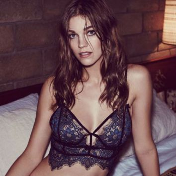 Christy Bralette by For Love & Lemons