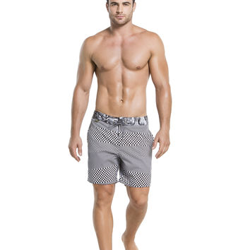 Agua Bendita Mens Highend Swimwear - Ilusion
