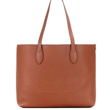 Remington leather tote