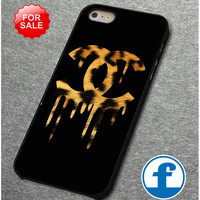 Chanel Drip Leopard   for iphone, ipod, samsung galaxy, HTC and Nexus PHONE CASE