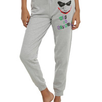 DC Comics The Joker Girls Jogger Pants