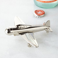 Airplane Bottle Opener - Godinger
