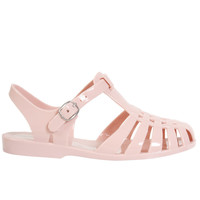 Angelica Jelly Sandal - Pastel Pink