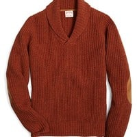 Shawl Collar Sweater - Brooks Brothers