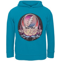 Grateful Dead - Lotus SYF Turquoise Toddler Hoodie