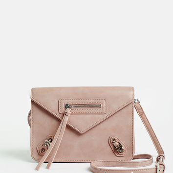 Melrose Crossbody - Blush