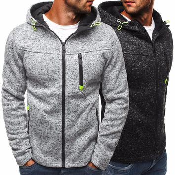Mens Casual jacket Sportswear  hoodies sweatshirts men