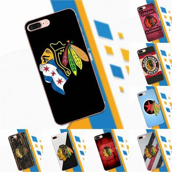 Tpwxnx Chicago Blackhawks Nhl Hockey For LG G2 G3 mini spirit G4 G5 G6 K4 K7 K8 K10 2017 V10 V20 V30 Soft Cell Phone Cover Case