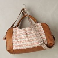 Glimmerweave Weekender by Miss Albright Pink One Size Bags